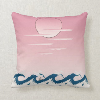 Sun and Sea Cushion