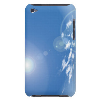 Sun and sky iPod touch case