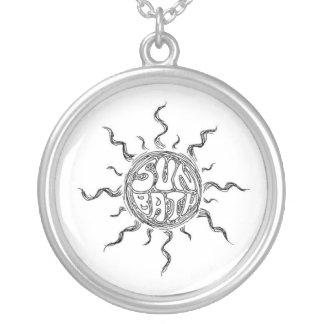 Sun Bath Necklace
