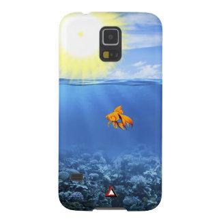 Sun Bathing Galaxy S5 Cases