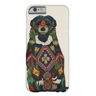 sun bear almond barely there iPhone 6 case