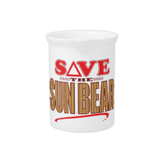 Sun Bear Save Pitcher