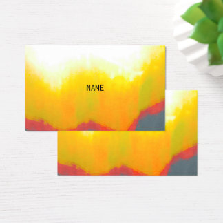 Sun Business Cards