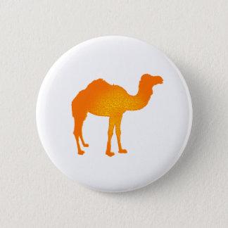 Sun Camel 6 Cm Round Badge