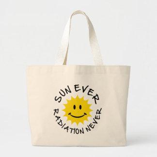 sun canvas bag