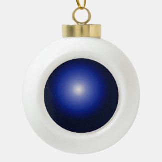 Sun Ceramic Ball ornament