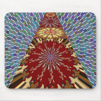 SUN Chakra with 1000 moons Artistic Fantasy GIFTS Mousepad