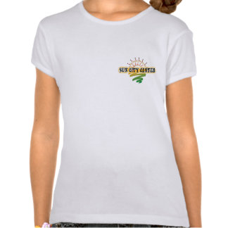 Sun City Center with Sunset Design T-shirts