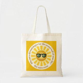 Sun Damage Reminder Tote Bag