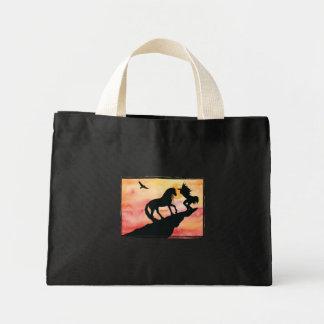Sun Dancer Mini Tote Bag