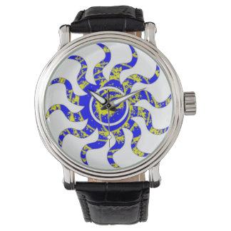 Sun Dial Watch
