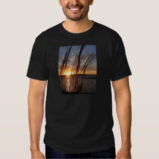 Sun Down at the Lake Shirts