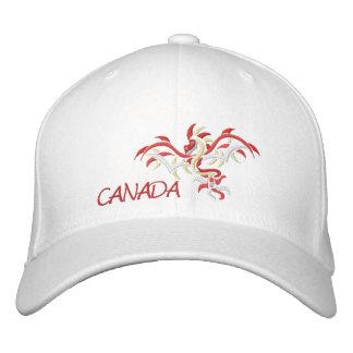 sun dragon Canada Embroidered Hat