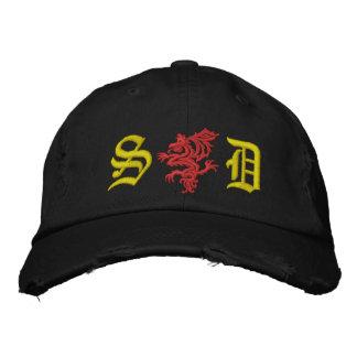 Sun Dragon Baseball Cap