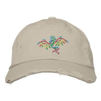 Sun Dragon Sports Embroidered Baseball Cap