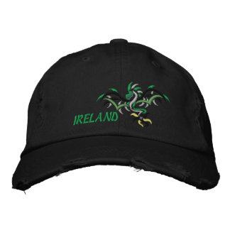 Sun Dragon Sports Embroidered Hat