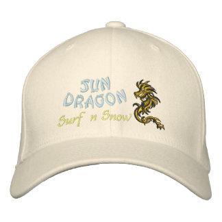Sun Dragon  Surf and Snow Baseball Cap