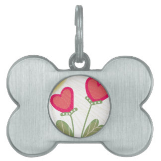 Sun Drenched Pet Tag