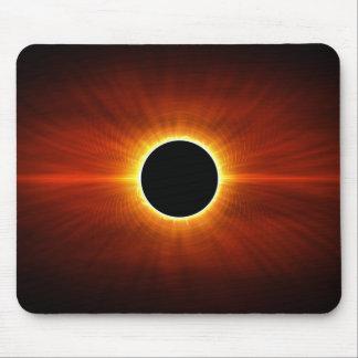 Sun Eclipse Mouse Mat
