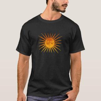 Sun Face Icon T-Shirt