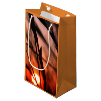 Sun Field Celebration  Gift Bag - Small, Glossy