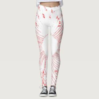 sun flower leggings