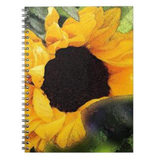 Sun Flower Notebooks
