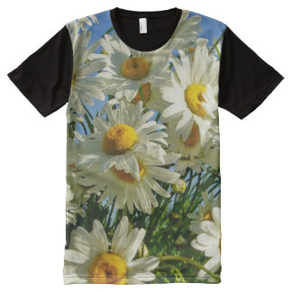 Sun Flower Shirt All-Over Print T-Shirt