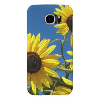 Sun flowers galore! samsung galaxy s6 cases