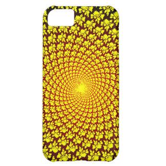 Sun Fractal iPhone Case iPhone 5C Case