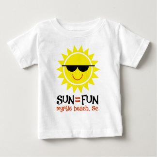 Sun = Fun Baby T-Shirt