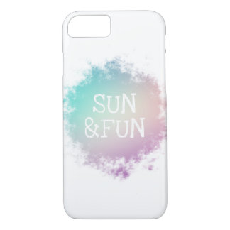 """Sun & Fun"" iPhone 7 Case"