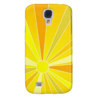 Sun Galaxy S4 Case
