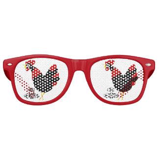 Sun Glasses - Hen Who Rules