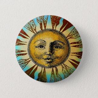 Sun God Pin