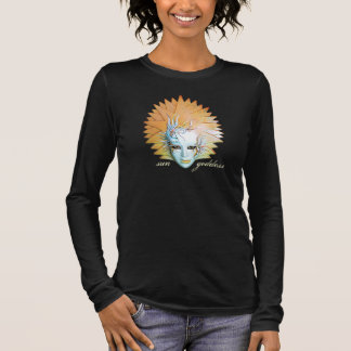 Sun Goddess Long Sleeve T-Shirt