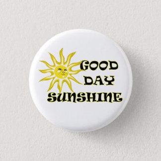 Sun Good Day Sunshine Button