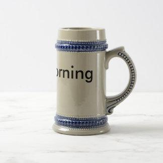 sun Good morning Coffee Mug