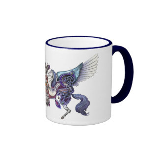 Sun Horse Moon Horse Mug