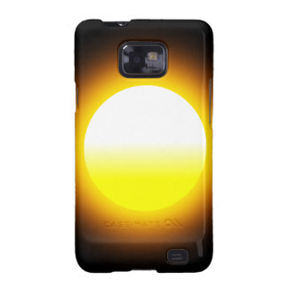 Sun Images Samsung Galaxy SII Covers
