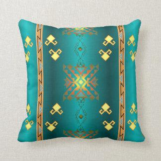 Sun In Winter Blanket Pattern Throw Pillows Throw Cushions