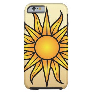 Sun iPhone 6 case Tough iPhone 6 Case