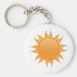Sun Key Ring