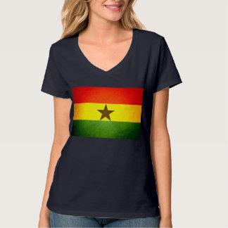 Sun kissed Ghana Flag Shirts