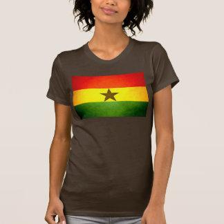 Sun kissed Ghana Flag Shirt