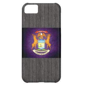 Sun kissed Michigan Flag Case For iPhone 5C