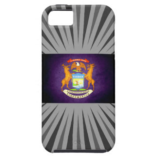Sun kissed Michigan Flag iPhone 5 Covers