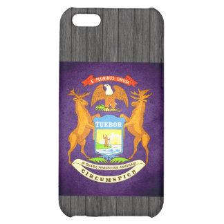 Sun kissed Michigan Flag iPhone 5C Case