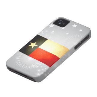 Sun kissed Texas Flag Blackberry Cases