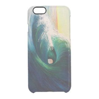 Sun kissed wave iPhone 6 plus case